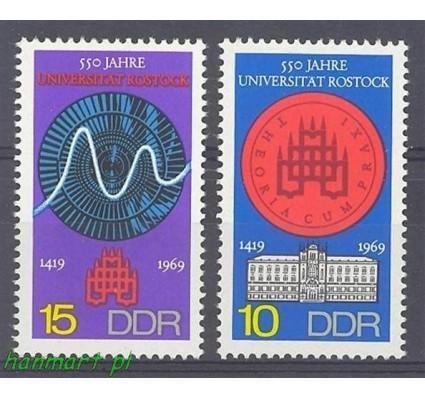 NRD / DDR 1969 Mi 1519-1520 Czyste **