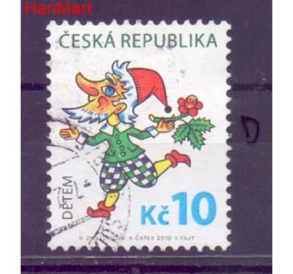Czechy 2010 Mi mpl632d Stemplowane
