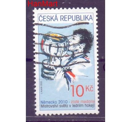 Znaczek Czechy 2010 Mi mpl640g Stemplowane