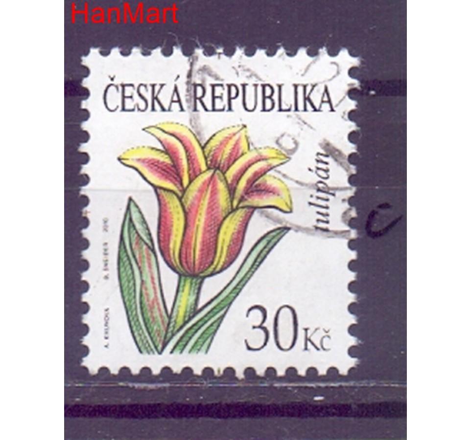 Czechy 2010 Mi mpl650b Stemplowane