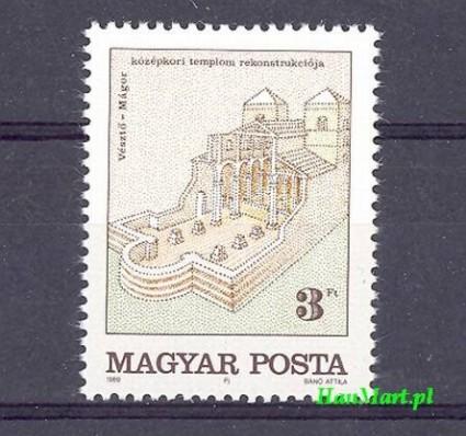 Znaczek Węgry 1989 Mi 4026 Czyste **