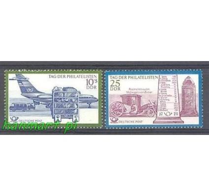 Znaczek NRD / DDR 1971 Mi 1703-1704 Czyste **
