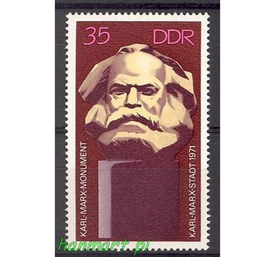 NRD / DDR 1971 Mi 1706 Czyste **