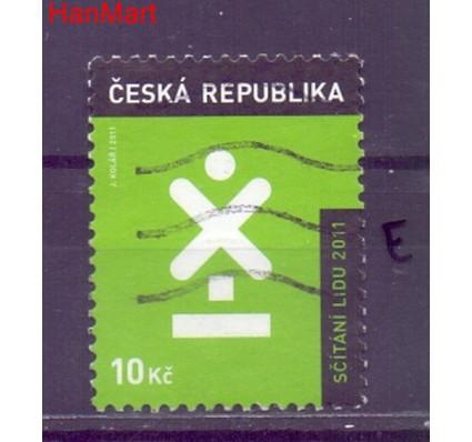 Czechy 2011 Mi mpl664e Stemplowane