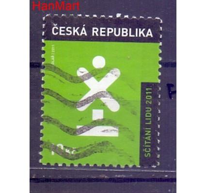 Czechy 2011 Mi mpl664f Stemplowane