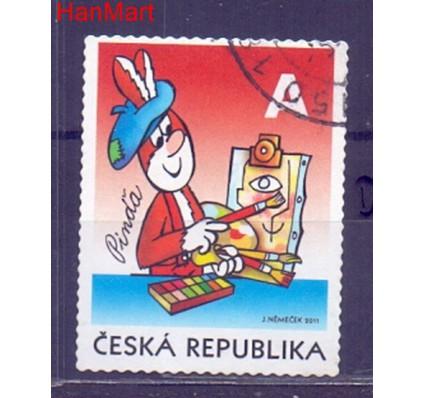 Czechy 2011 Mi mpl671d Stemplowane
