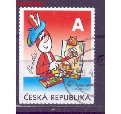 Czechy 2011 Mi mpl671e Stemplowane