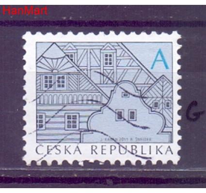 Czechy 2011 Mi mpl673g Stemplowane