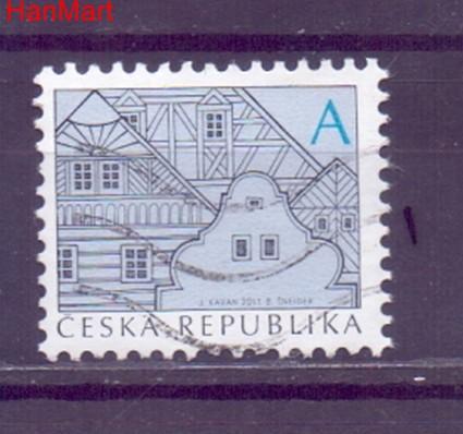 Czechy 2011 Mi mpl673i Stemplowane