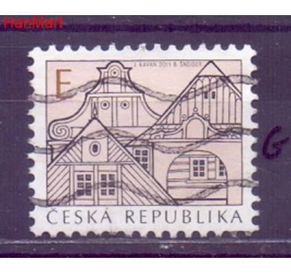 Czechy 2011 Mi mpl674g Stemplowane