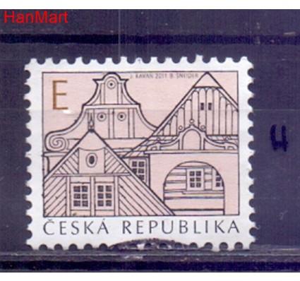 Czechy 2011 Mi mpl674h Stemplowane