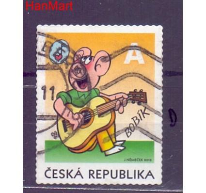 Czechy 2011 Mi mpl680d Stemplowane