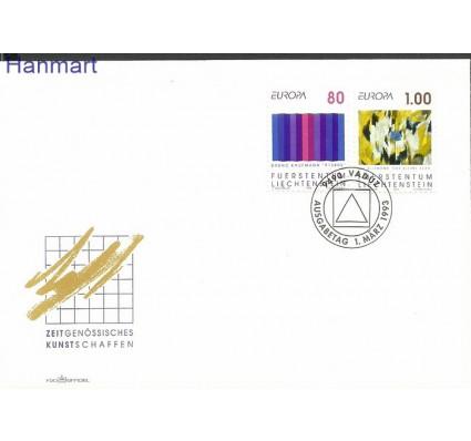 Liechtenstein 1993 Mi 1054-1055 FDC
