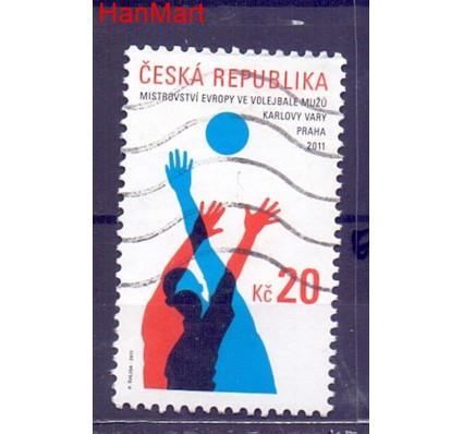 Czechy 2011 Mi mpl689e Stemplowane