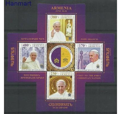 Znaczek Armenia 2016 Mi bl76 Czyste **