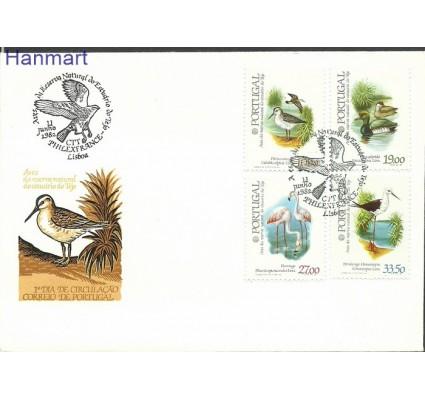 Znaczek Portugalia 1982 Mi 1569-1572 FDC