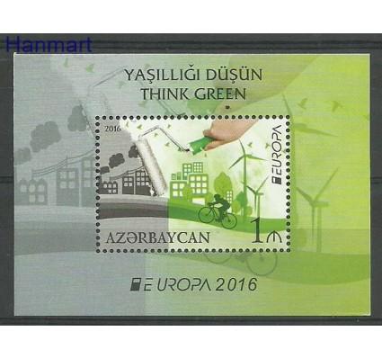 Znaczek Azerbejdżan 2016 Mi bl 164 Czyste **