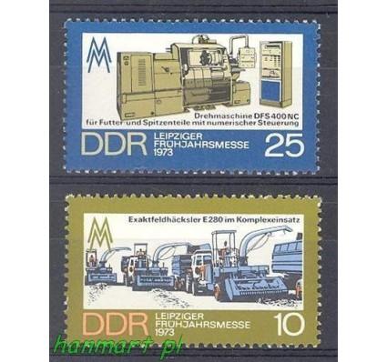 NRD / DDR 1973 Mi 1832-1833 Czyste **