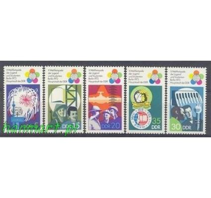 NRD / DDR 1973 Mi 1862-1866 Czyste **