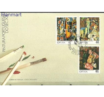 Znaczek Portugalia 1988 Mi 1759-1761 FDC