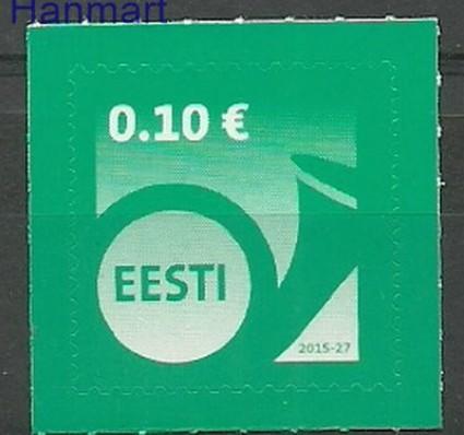 Znaczek Estonia 2015 Mi 840 Czyste **