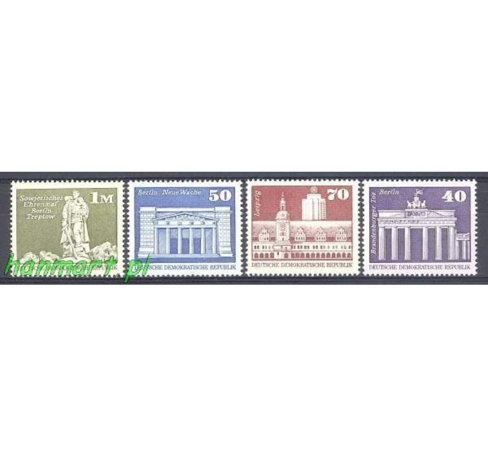 NRD / DDR 1973 Mi 1879-1882 Czyste **