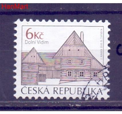 Czechy 2012 Mi mpl708c Stemplowane