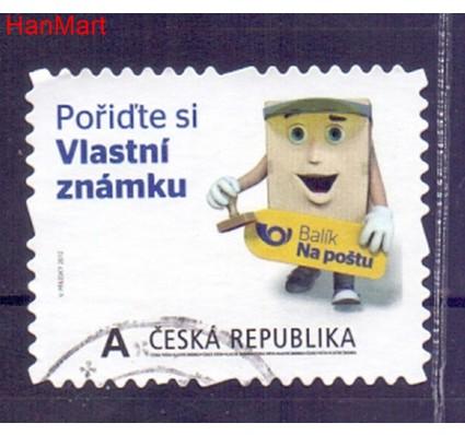 Czechy 2012 Mi mpl727a Stemplowane