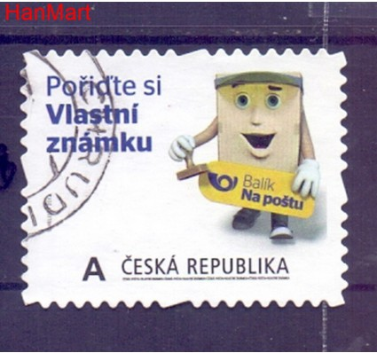 Czechy 2012 Mi mpl727b Stemplowane