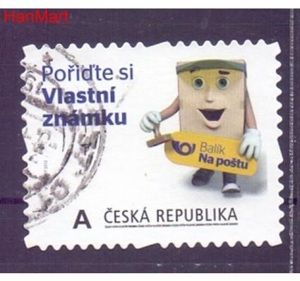 Czechy 2012 Mi mpl727c Stemplowane