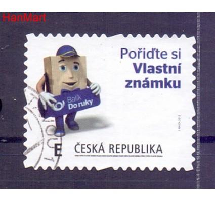Czechy 2012 Mi mpl728d Stemplowane