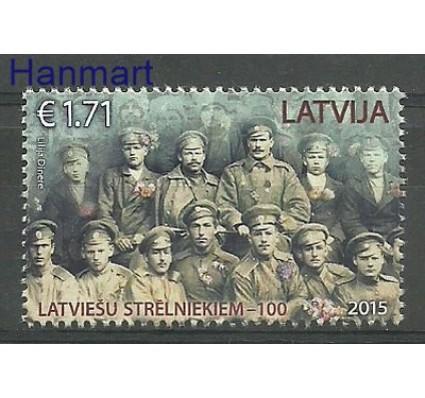 Łotwa 2015 Mi 965 Czyste **