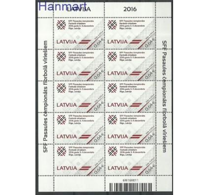Łotwa 2016 Mi ark 979 Czyste **