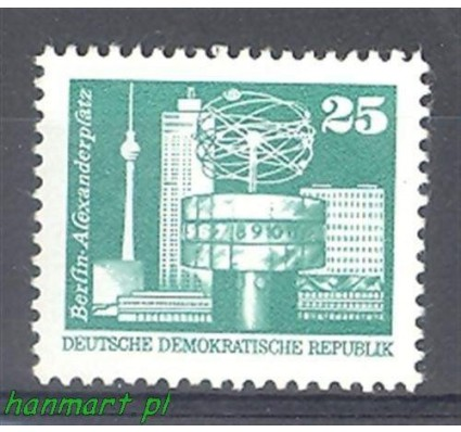 NRD / DDR 1975 Mi 2022 Czyste **