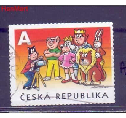 Czechy 2012 Mi mpl750a Stemplowane