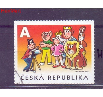 Czechy 2012 Mi mpl750h Stemplowane