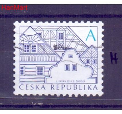 Czechy 2012 Mi mpl752h Stemplowane