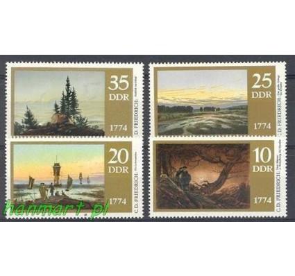Znaczek NRD / DDR 1974 Mi 1958-1961 Czyste **