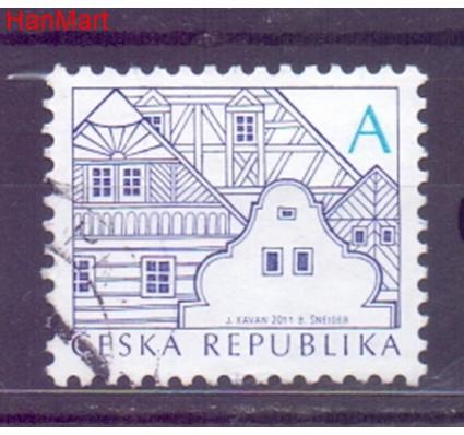 Czechy 2012 Mi mpl752i Stemplowane
