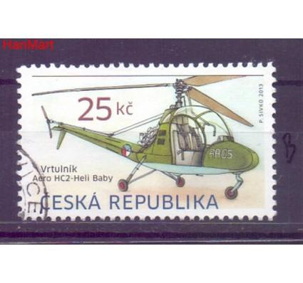 Czechy 2013 Mi mpl756b Stemplowane