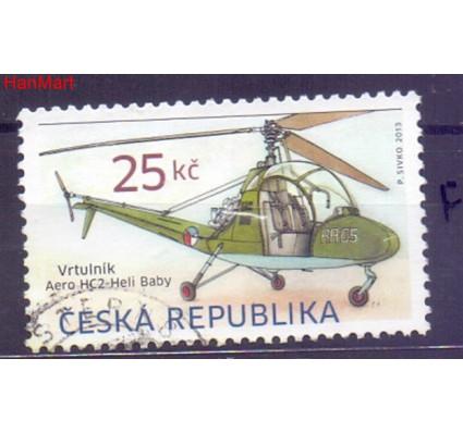 Czechy 2013 Mi mpl756f Stemplowane