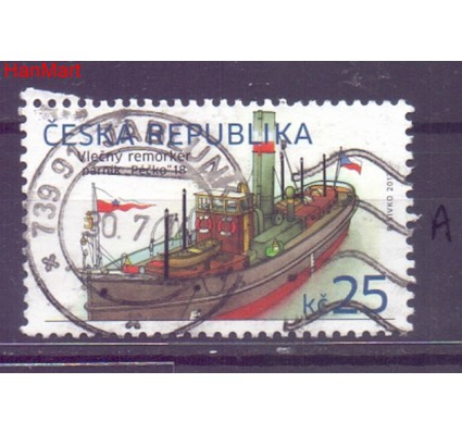 Czechy 2013 Mi mpl761a Stemplowane