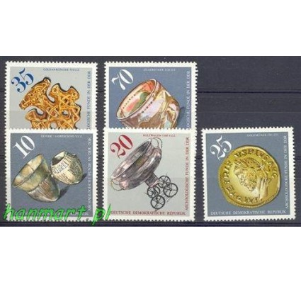 NRD / DDR 1976 Mi 2182-2186 Czyste **
