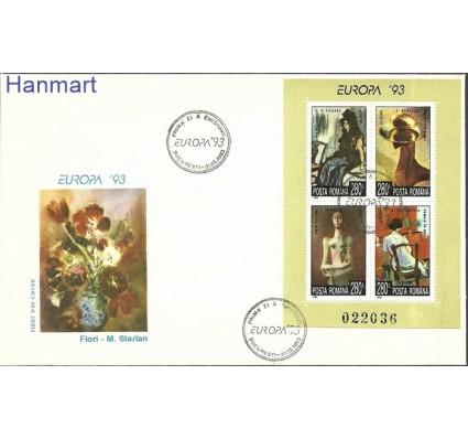 Znaczek Rumunia 1993 Mi bl282 FDC