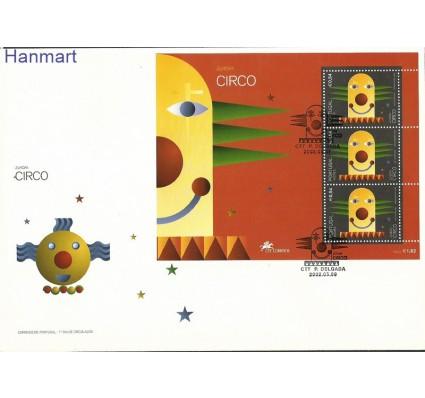 Znaczek Azory 2002 Mi bl 23 FDC