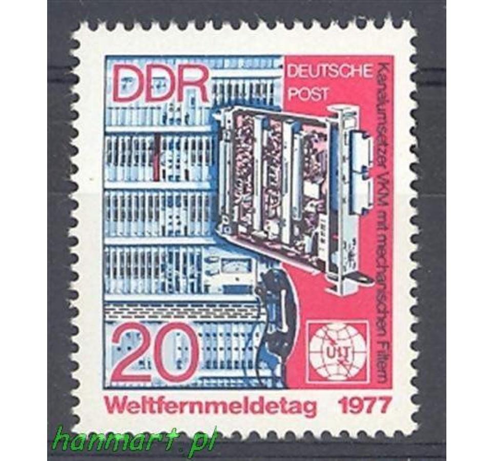 NRD / DDR 1977 Mi 2223 Czyste **