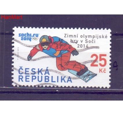 Czechy 2014 Mi mpl795a Stemplowane