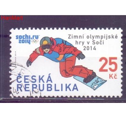 Czechy 2014 Mi mpl795b Stemplowane
