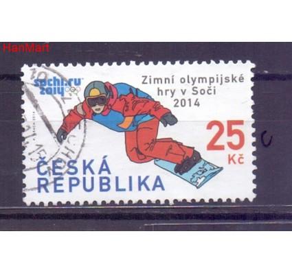 Czechy 2014 Mi mpl795c Stemplowane
