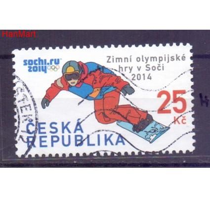 Czechy 2014 Mi mpl795h Stemplowane